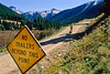 Tourer on way to Ophir Pass in Colorado's San Juan Mts - 3 - 72 ppi
