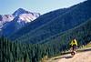 Tourer on way to Ophir Pass in Colorado's San Juan Mts - 1 - 72 ppi