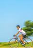 RAGBRAI 2014 - Day 1 - rider(s) between Rock Valley & Hull, Iowa - C1--0416 - 72 ppi