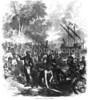 De Soto - Landing in Florida - Library of Congress - 72 dpi