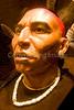 N ar parkin 5 - Casqui Indian model at Parkin Archeological State Park northwest of Memphis, TN - 72 dpi