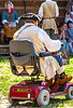Reenactors at Fort Massac State Park in southern Illinois -11 - 72 ppi