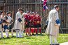 Reenactors at Fort Massac State Park in southern Illinois -6 - 72 ppi