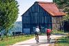 Cyclist(s) near Kentucky River between Lexington & Richmond, KY -- 12 - 72 ppi