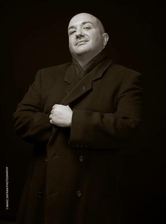 Brian Michael Hoffman, Actor
