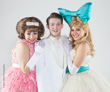 Cast of Hairspray - Syracuse Stage 2014