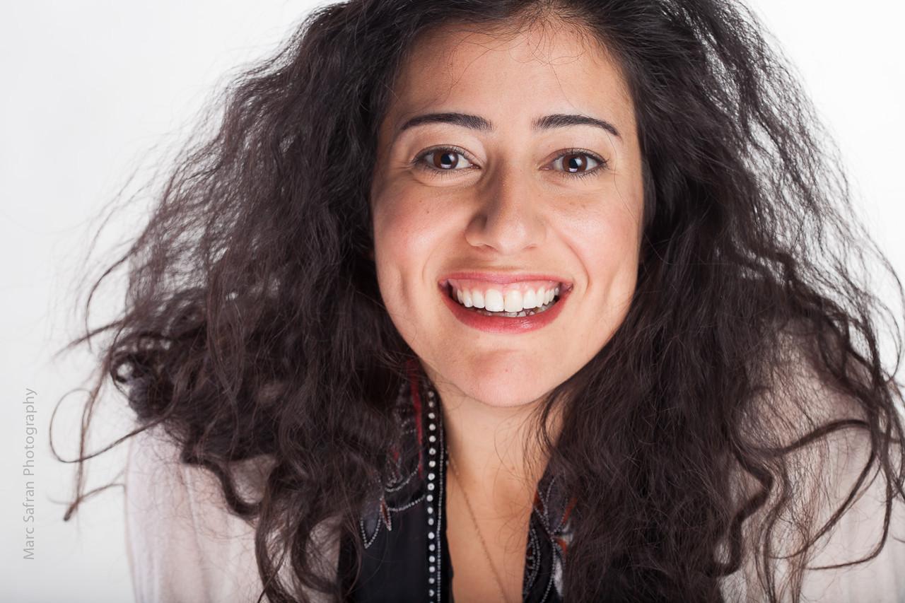 Nadine Malouf, Actor