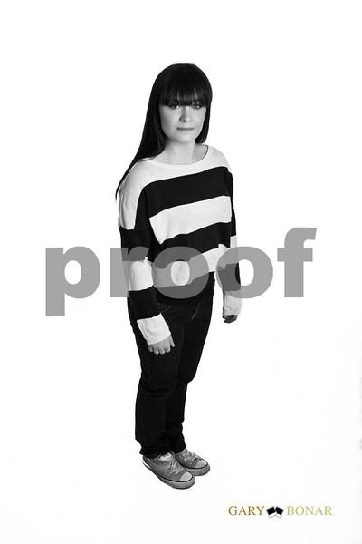Kira Wright b&w24
