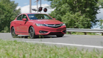 2017 Acura ILX A-Spec Driving Reel