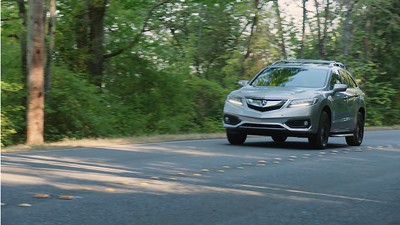 2017 Acura RDX Driving Reel