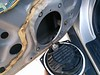 OEM housing + speaker