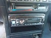 Head unit is an Alpine CDE-135BT