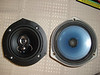 "OEM speaker compared to aftermarket speaker and speaker adaptor from   <a href=""http://www.car-speaker-adapters.com/items.php?id=SAK056""> Car-Speaker-Adapters.com</a>"