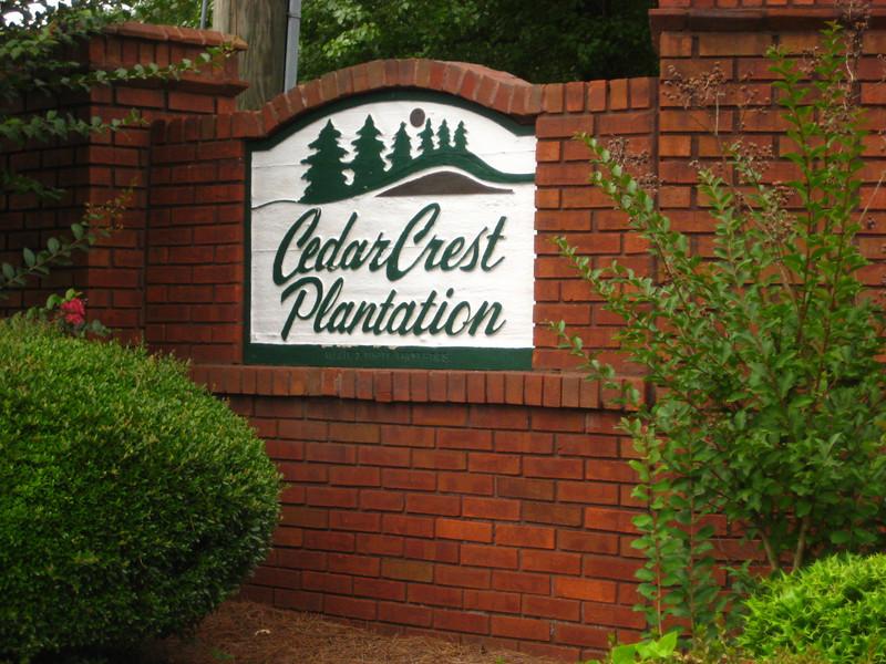 Cedar Crest Plantation-Acworth-Paulding County