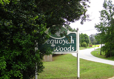 Sequoyah Woods Alpharetta GA