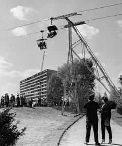 14 Interbau, Berlin, 1957.