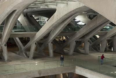 08 Bahnhof Estação do Oriente, Lissabon, 2016 | Estação do Oriente train station, Lisbon, 2016