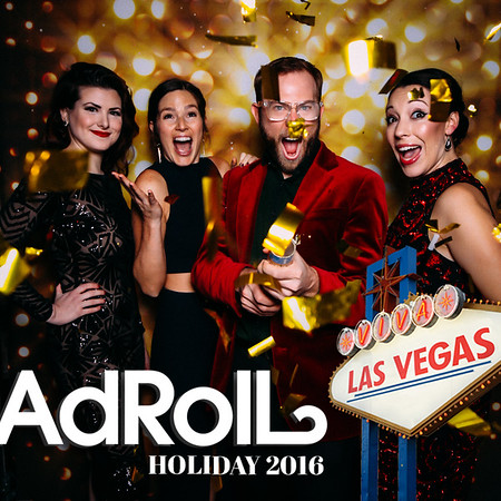 AdRoll Holiday 2016 (Downstairs)