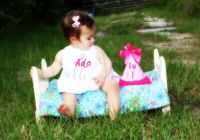 Ada- 1st Birthday