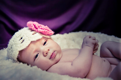 Ada's 3 and 4 month Photos