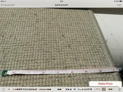 Adagio nylon sisal carpet