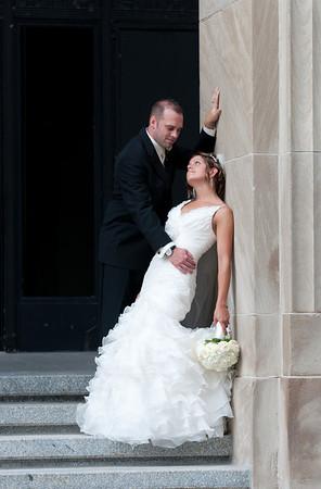 Donakowski-Marckini Wedding