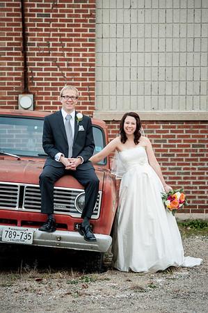 Brown-Pierce Wedding