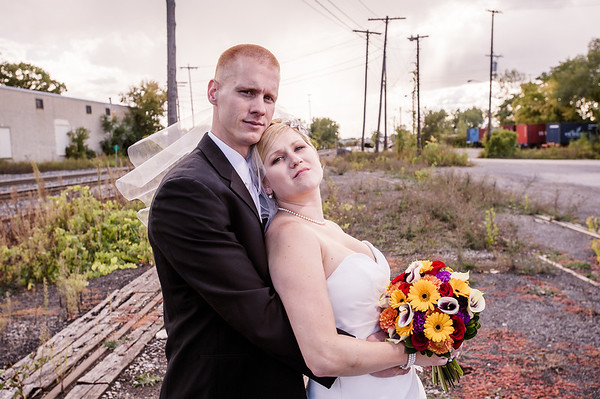 Nawrocki-Hecksel Wedding