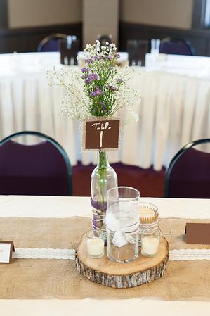 Blain-Cook Wedding