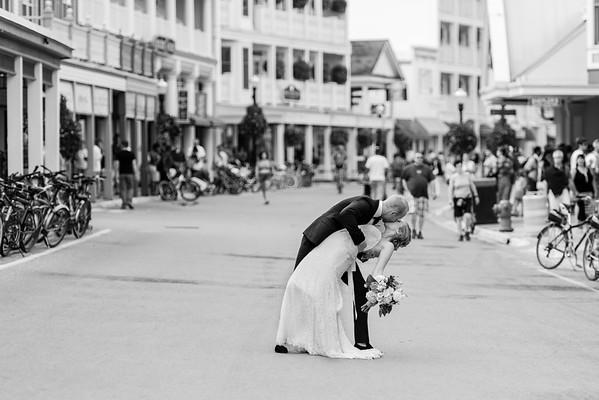 Hansen-denBoer Wedding