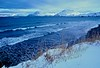 Scenery, Adak, Alaska, winter, snow,