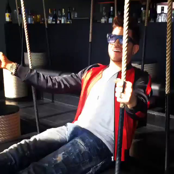 Adam Lambert The Swinger