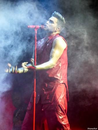 Adam Lambert, Los Angeles 1, 4-2-16