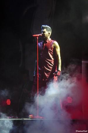Adam Lambert, Los Angeles 2, 4-3-16