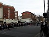 Kate Rogers      @katerogers66             The queue for @adamlambert stretches down the road . Can't wait
