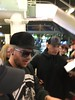 Adam arrives in Moscow. Pics by hôt patootie @Nora_Mordkovich
