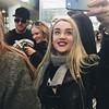 Sheremetyevo International Airport Dina Butko   dinatangerino  Мое счастливое Селфи на фоне Ламберта, который не захотел ни с кем фоткаться и сделал очень сложное лицо, мол он никого не видит)))))) #adamlambert