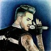 AllaFehu @alla_Smit  .@adamlambert Today, last show of #theoriginalhightour it's drawing for you. Good luck to you! Take care of yourself