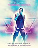 mlg @mlg621  Poster 3.5.16 Lincoln Theatre, Washington, DC #TOHtour @adamlambert Unofficial. Design:@creativesharka