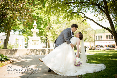 DJP Adam & Nicole's Wedding