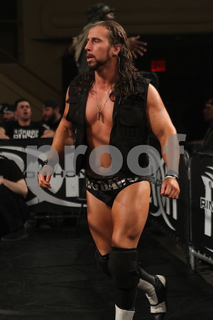 Adam Page Ring of Honor photos