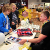 Adam Peaty Meet and Autograph event at Uttoxeter Leisure Centre