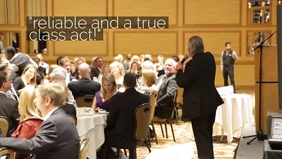Adam Kevil Class Act Video