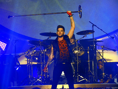 Queen + Adam Lambert - Forum - Los Angeles, CA - 7/3/14
