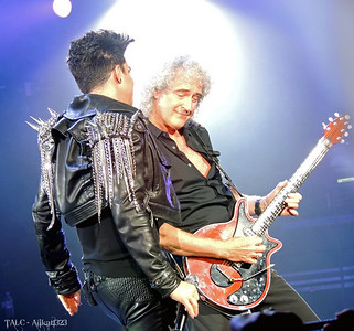 Queen & Adam Lambert - Hammersmith Apollo UK - 7/14/12