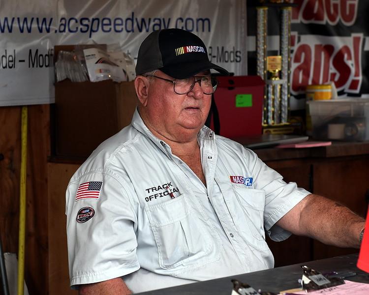Former WDRL owner, Jim Wilson