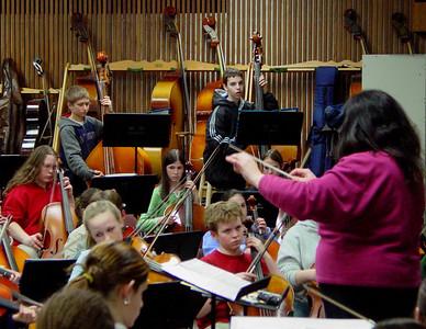 AMS Spring Strings 2004 rehearsal-7118