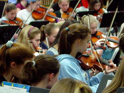 AMS Spring Strings 2004 rehearsal-7148