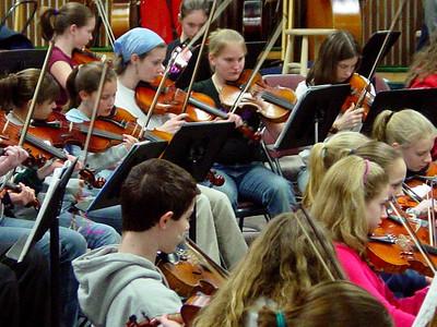 AMS Spring Strings 2004 rehearsal-7124