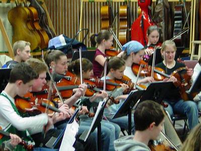 AMS Spring Strings 2004 rehearsal-7121